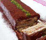 Mozaik Pasta Tarifi -Az Malzeme ile Harika Kolay Pasta Tarifi