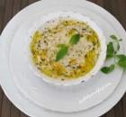 Buğdaylı Mısırlı Yoğurt Çorbası Tarifi-En Güzel Yoğurt Çorbası Tarifi-Gurbetinmutfagi