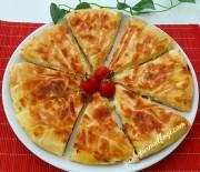 5 Dakikada Hazır Yufkadan Su Böreği Lezzetinde Tava Böreği Tarifi- Börek Tarifleri-Gurbetinmutfagi