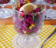 Makarnadan Kokoş Salatası Denediniz mi Muhteşem Bir Salata