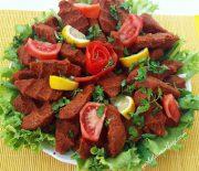 Etsiz Çiğ Köfte Tarifi-Çiğköfte Nasıl Yapılır-Yemek Tarifleri-Gurbetinmutfagi