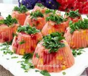 Patates Salatası Tarifi (Pembeli Kalıp Salata Tarifi)