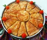 Arnavut Böreği Tarifi-Pırasalı Arnavut Böreği Tarifi-Gurbetinmutfagi