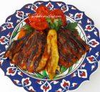 Davet Yemeği Olan Yelpazeli Patlıcan Kebabı Tarifi- Anayemek Tarifleri-Gurbetinmutfagi